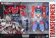 Other Optimus Prime & Orion Pax 2-Pack Transformers Tribute