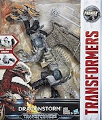 Transformers 5 The Last Knight Dragonstorm - Premiere Edition Leader Class