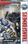 Transformers 5 The Last Knight Barricade (TLK Premiere Edition Deluxe)