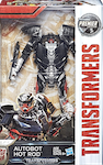 Transformers 5 The Last Knight Autobot Hot Rod (Walmart Excl)