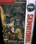Transformers 5 The Last Knight Decepticon Berserker (Premiere Edition)