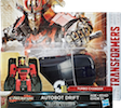 Transformers 5 The Last Knight Autobot Drift - TLK one-step