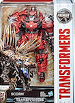 Transformers 5 The Last Knight Scorn (TLK Premiere Edition Voyager)