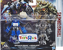 Transformers 5 The Last Knight Legion Optimus Prime & Grimlock -Mission To Cybertron - 2-pk TRU Excl)