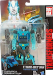 Transformers Generations Sergeant Kup w/ Flintlock