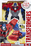 Transformers Robots In Disguise (2015-) Optimus Prime (Titan Changers w3)