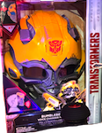 Transformers 5 The Last Knight Bumblebee Voice Changer Mask