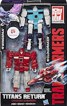 Transformers Generations Wingspan & Cloudraker 2-Pk