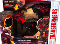 Transformers 5 The Last Knight Dragonstorm - Mega 1-Step
