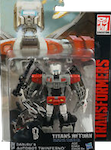 Transformers Generations Twinferno (Doublecross) with Daburu