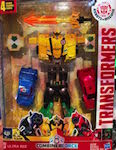 Robots In Disguise / RID (2015-) Ultra Bee team comprised of Strongarm, Bumblebee, Sideswipe & Grimlock