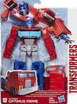 Transformers Authentic Optimus Prime (Authentics, Alpha)