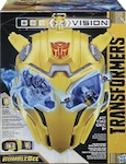 Bumblebee movie Bumblebee Bee Vision Mask