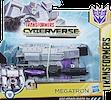 Transformers Cyberverse Megatron (1-Step)