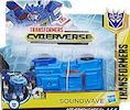 Cyberverse Soundwave (1-Step)