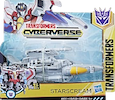 Transformers Cyberverse Starscream (1-Step)