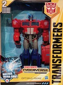 Transformers Cyberverse Optimus Prime (Cyberverse Ultimate)