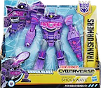 Transformers Cyberverse Shockwave (Cyberverse Ultra)