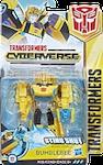 Cyberverse Bumblebee (Cyberverse Warrior)