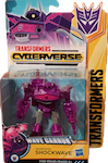Transformers Cyberverse Shockwave (Cyberverse Warrior)