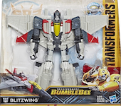 Transformers Bumblebee(Movie) Blitzwing (Energon Igniters Nitro)
