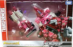 Transformers Legends LG58 Autobot Clones Fastlane & Cloudraker