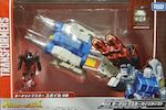 Transformers Legends LG65 Twin Twist