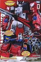 Takara - Legends LG-EX Grand Maximus w/ Gran, Grand