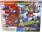 Takara - Legends LG-EX Greatshot