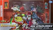 Transformers Legends LG-EX Grotusque & Repugnus