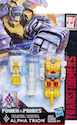 Transformers Generations Landmine w/ spark of Alpha Trion
