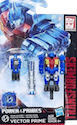 Transformers Generations Metalhawk w/ spark of Vector Prime