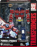 Transformers Generations Evolution Optimus Prime (PotP Leader)