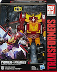 Transformers Generations Evolution Rodimus Prime