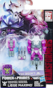 Transformers Generations Skullgrin w/ spark of Liege Maximo