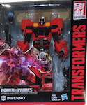 Transformers Generations Inferno