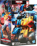 Transformers Generations Punch-Counterpunch (PWT Exclusive) w/ Prima