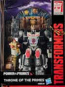 Transformers Generations Throne of the Primes SDCC Excl w/ Optimus Primal, Nexus Prime, Amalgamous Prime, Prima Prime