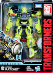 Transformers Studio Series 04 Ratchet (Studio Series)