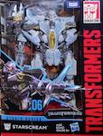 Transformers Studio Series Starscream MV1