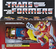 Transformers Vintage (Walmart exclusive) Hot Rod (G1 reissue)