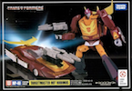 Takara - Masterpiece MP-40 Targetmaster Hot Rodimus