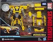 Transformers Studio Series 15 Bumblebee w/ Charlie Watson