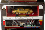 Transformers Studio Series 19 Bumblebee Retro Rock Garage w/ Dairu & Uruaz SDCC Exclusive