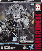 Transformers Studio Series 08 Blackout (Studio Series)