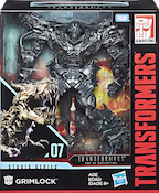 Transformers Studio Series 07 Grimlock (Studio Series)