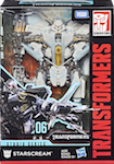 Transformers Studio Series 06 Starscream MV1 (Studio Series)