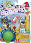 Transformers Bot Bots Backpack Bunch 5-pk (1) w/ Clixx, Pink Key Pop, Steve From Accounting, Bottocorrect, Sprinkleberry Duh