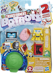 Transformers Bot Bots Backpack Bunch 5-pk (2) w/ Hashtagz, Nope Soap, Short Edge, Bogus Pocus, Lovestruck