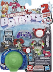 Transformers Bot Bots Music Mob 5-pk (1) w/ Grampiano, Pink Key Pop, Overpack, Nacho Problem, Be-Oh